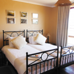 Wakkerstroom Country Inn offers a variety of bed options including 3 family suites.