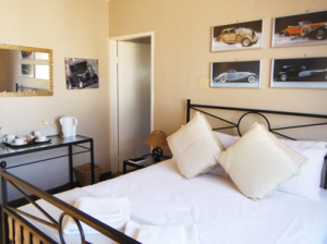 Each room at Wakkerstroom Country Inn features unique art.